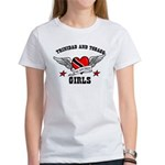 Trinidad has the best girls Women's T-Shirt
