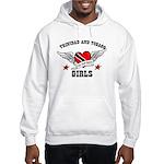 Trinidad has the best girls Hooded Sweatshirt