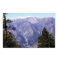Mount San Antonio Postcards (Package of 8)