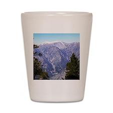 Mount San Antonio Shot Glass
