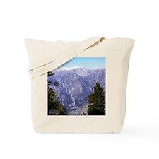 Mount San Antonio Tote Bag
