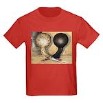Jacobin Pigeons Kids Dark T-Shirt