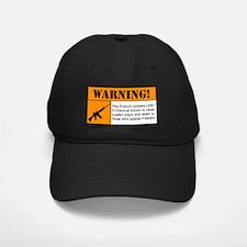 AR-15 Lead Warning Baseball Hat