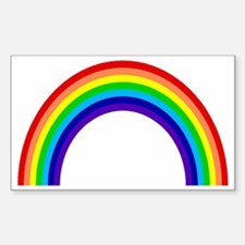 rainbow Decal