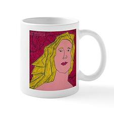 """Red Kate"" Coffee Mug"