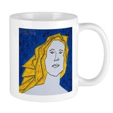 Modern art coffee mug Mug