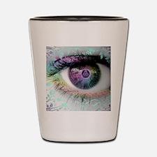 Fairy Eye Vision Shot Glass