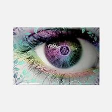 Fairy Eye Vision Rectangle Magnet