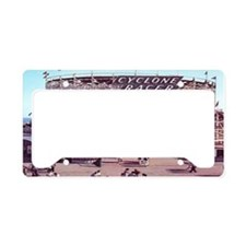 Cyclone Racer License Plate Holder