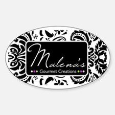 Malena's Gourmet Creations Decal