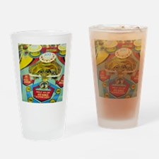 Pinball Wizard Drinking Glass