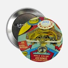"Pinball Wizard 2.25"" Button"