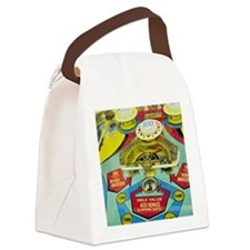 Pinball Wizard Canvas Lunch Bag