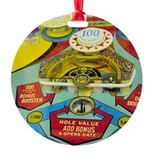 Pinball Wizard Ornament