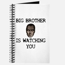 BIG BROTHER IS WATCHING YOU Journal