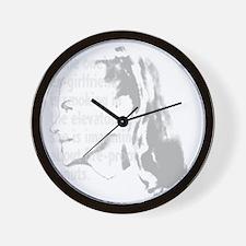 sg_ex-girl Wall Clock