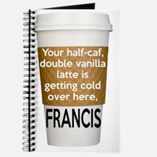 Supernatural Francis Dean Coffee Quote Journal
