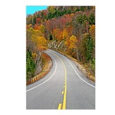 Winding Road 278 Postcards (Package of 8)