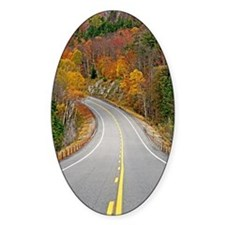 Winding Road 278 Decal
