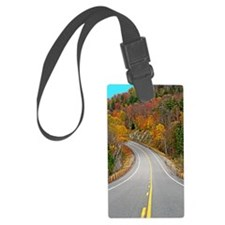 Winding Road 278 Luggage Tag