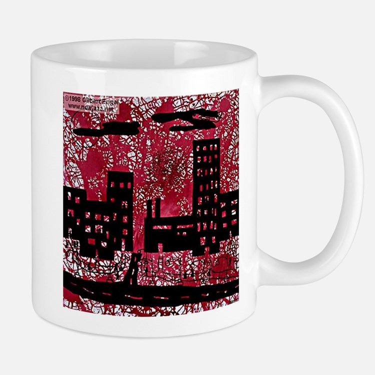 """Grind Street Two"" Coffee Mug"