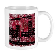 """Grind Street Two"" Coffee Mug"
