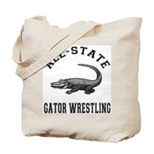All-State Gator Wrestling Tote Bag