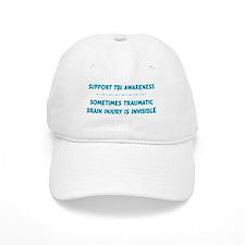 Support TBI Baseball Cap