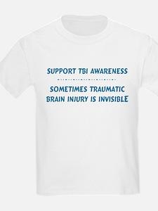 Support TBI T-Shirt
