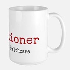 Nurse practitioner 3 Large Mug