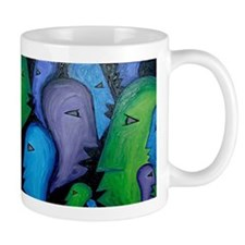 """Hearsay"" Coffee Mug"