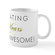 Celebrating 70 Years Small Mugs