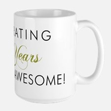 Celebrating 70 Years Large Mug
