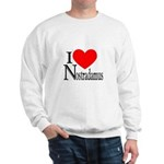 I Love Nostradamus Sweatshirt