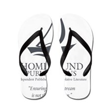 Homebound Publications Supporting Indie Flip Flops