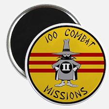 F-4 Phantom II - 100 Combat Missions Magnet