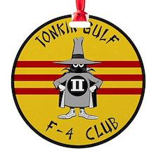 Tonkin Gulf F-4 Club Ornament