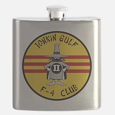 Tonkin Gulf F-4 Club Flask