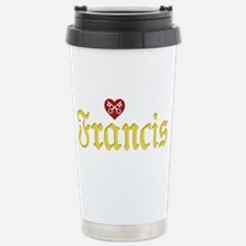 Pope Francis Travel Mug