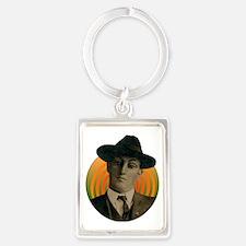 Bugsey in Vertigo Portrait Keychain