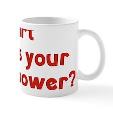 fartPowers1D Mug