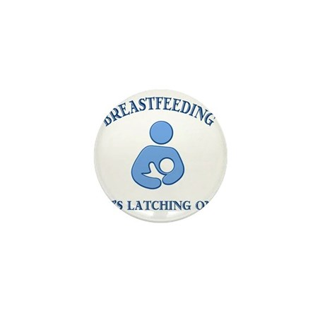 Latching on Mini Button