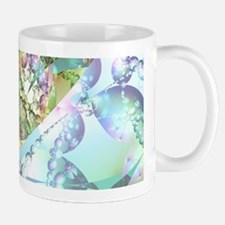 Wings of Angels Amethyst Crystals Mug