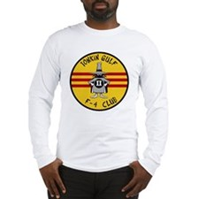 Tonkin Gulf F-4 Club Long Sleeve T-Shirt