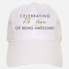 Celebrating 75 Years Baseball Baseball Cap