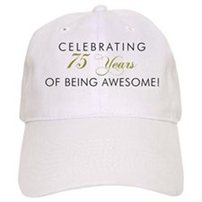 Celebrating 75 Years Baseball Cap