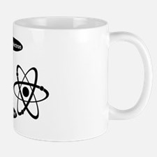 I lost and electron. Are you positive? Mug