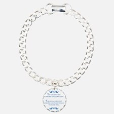 2-joy Charm Bracelet, One Charm