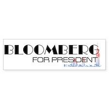 bloomberg2016cap Bumper Sticker