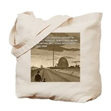 Science and Technology Tote Bag